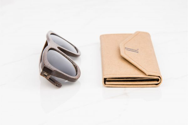 Amevie bamboo sunglasses - Solana