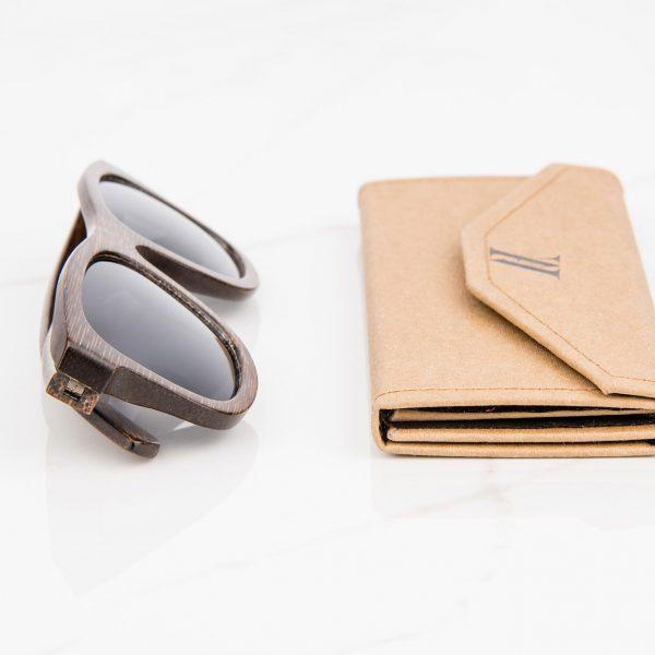 Amevie bamboo sunglasses - Solana