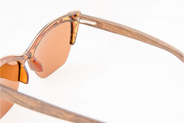 Amevie bamboo sunglasses - Vegas