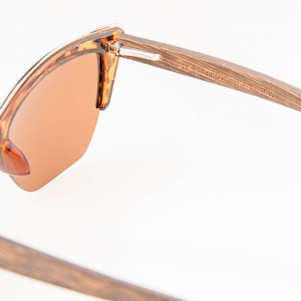 Amevie bamboo sunglasses - Vegas