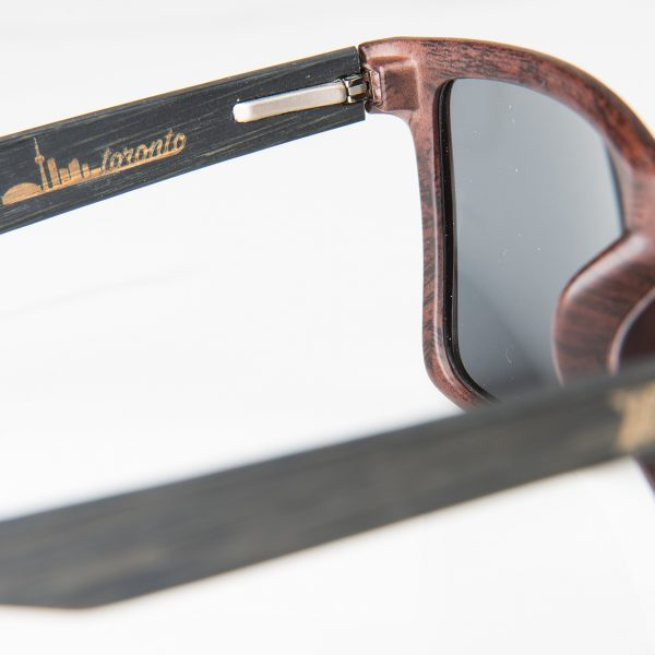 Amevie bamboo sunglasses Cabarete 2