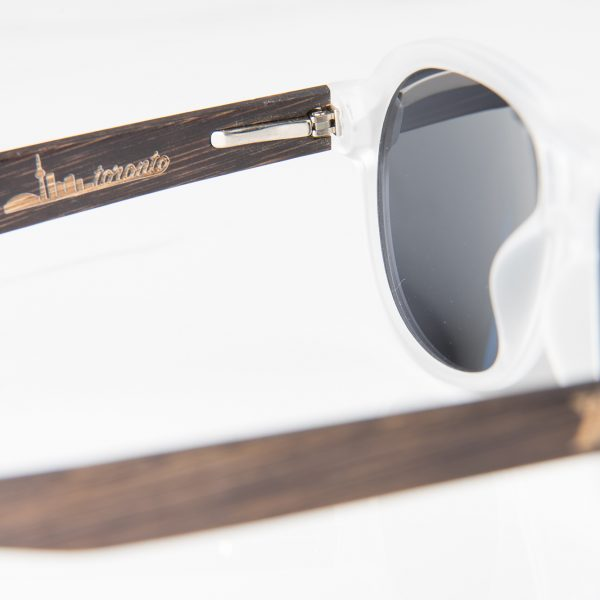 Amevie bamboo sunglasses Cancun 1