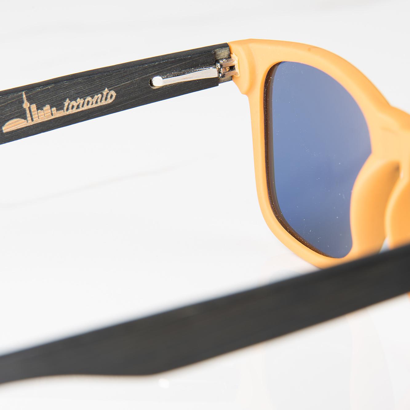 6f87ffdfc8 Unisex Bamboo Sunglasses - Gorda