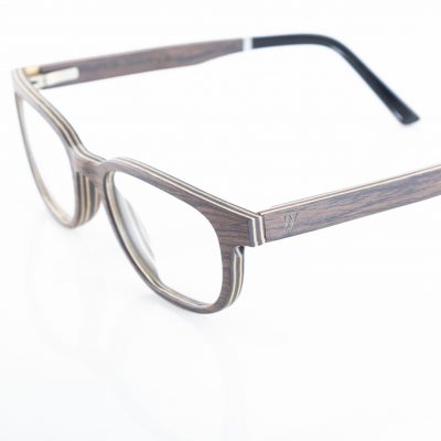 Amevie wood eyeglasses