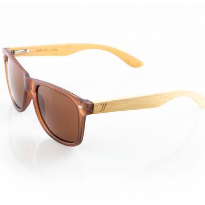 Amevie bamboo sunglasses
