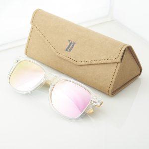 London Rose Bamboo Sunglasses