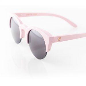 Nashville pink bamboo sunglasses
